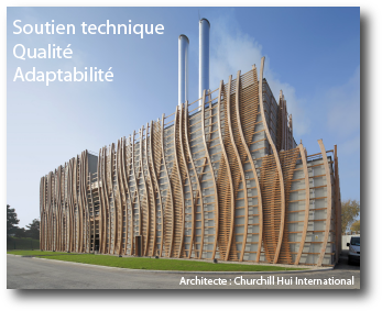Architecte : Churchill Hui International